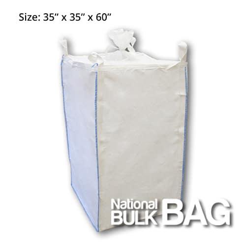 35 X 60 U 2 Panel Spout Top Bottom Fibc Bulk Bag