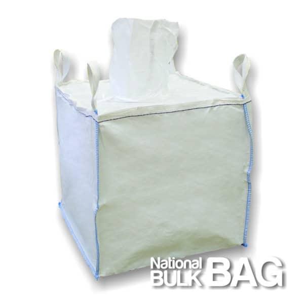 In-Stock FIBC Bulk Bags with Food Grade Liners - National Bulk Bag