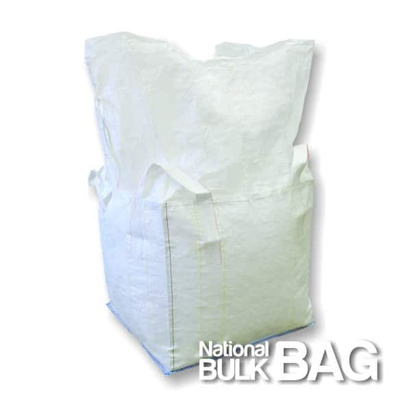 In-Stock FIBC Bulk Bags with Baffles - National Bulk Bag