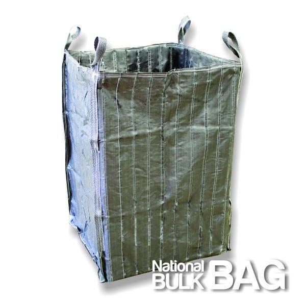 In-Stock FIBC Bulk Bags with Baffles - National Bulk Bag