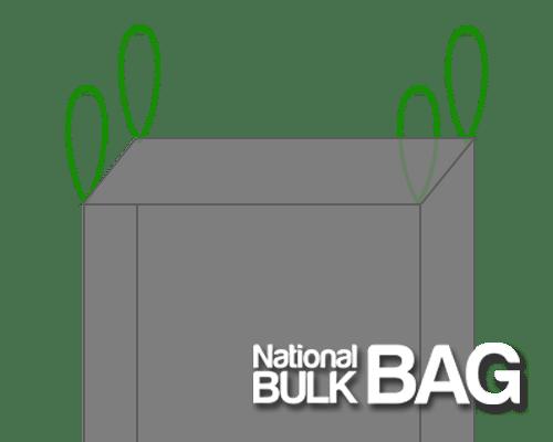 Edge Corner Bulk Bags - National Bulk Bag
