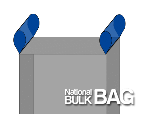 Side Tunnel Bulk Bags - National Bulk Bag